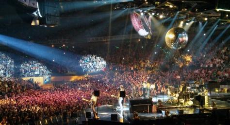 Concierto Bruno Mars