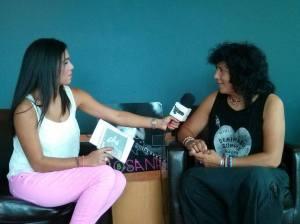 Entrevista Rosana