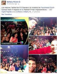 Premios Juventud Selfies